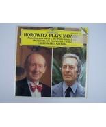 Horowitz Plays Mozart Vinyl LP Record Album IMPORT 423-287 - $15.83