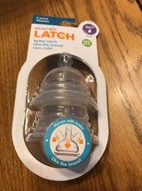 Munchkin Latch Stage 1 Nipple, 0+ Months, 2 Count Ships N 24h - $9.78