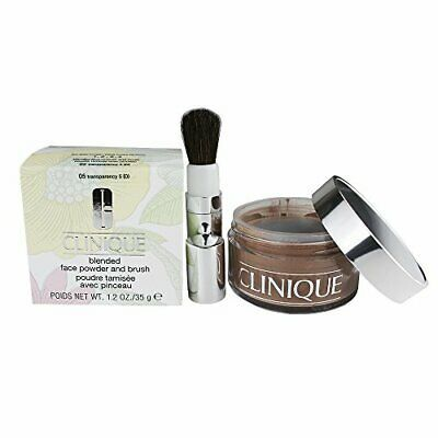 Primary image for Clinique Blended Face Powder and Brush, 1.2 oz