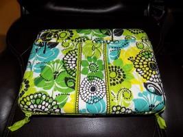 Vera Bradley Retired Limes Up Mini Laptop/iPad Hard Case NWOT - $36.45