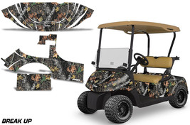 Golf Cart Graphics Kit Decal Sticker Wrap For E-Z-Go RXV 2008-2015 BREAK UP - $299.95