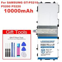 LOSONCOER 10000mAh T4500K T4500C T4500E Replacement Battery For Samsung Galaxy T - $26.94