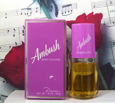 Ambush By Dana Spray Cologne 1.8 FL. OZ. NWB. - $99.99