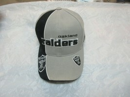 Oakland Raiders , Football , Reebok Adjustable Cap , Vintage , New - $24.00