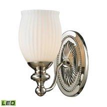 ELK 11640/1-LED, Park Ridge Blown Glass Wall Sconce Lighting, 1 Light LE... - $136.50