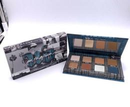 Urban Decay DETOUR On the Run 8-Shade Eyeshadow Palette * NIB * Authentic - $20.98