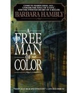 Benjamin January: A Free Man of Color 1 by Barbara Hambly (1998, Paperba... - $4.26