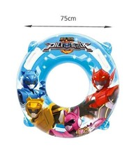 """Miniforce Children Kids Swim Ring Tube with Safety Handle Poll Toy 29.5"""" 75cm image 2"""