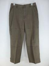Tommy Hilfiger Carpenter Pants Mens Sz 36x32 Brown Outdoor (k2) - $32.99