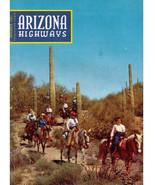 ARIZONA HIGHWAYS - 1957 November - $10.99