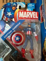 Marvel Universe STEVE ROGERS : CAPTAIN AMERICA 3.75 inch Action Figure A... - $19.79