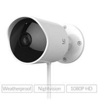 YI Camera YI-86002 HD 1080p IP65 Wireless Waterproof Outdoor Security Ca... - $91.97