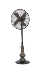 "DecoBreeze Harrison 49"" Adjustable Height Floor Fan - DBF6125 - $157.00"