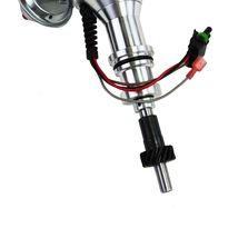 Pro Series R2R Distributor for Ford SBF 260 289 302 V8 Engine Red Cap image 8