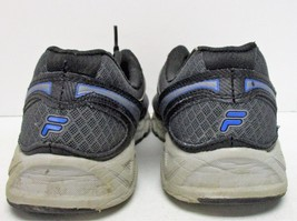 Shoes Blue Size Athletic Black 9 amp; Men's Fila 0xa8Ux6