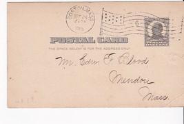 The Christian Endeavor World Boston, Mass December 24, 1905 On #UX19 Postcard - $2.98