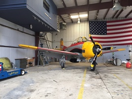 1949 NORTH AMERICAN T28A FOR SALE IN HAMPTON, NEW YORK image 3
