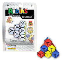 Winning Moves Rubik's Triamid - $16.99