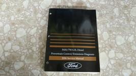 2006 Ford F650/750 6.0L Diesel Powertrain Control Emissions Diagnosis Ma... - $17.51