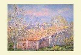 Antibes by Claude Monet - Art Print - $19.99+
