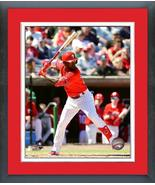 Andrew McCutchen 2019 Phillies Spring Training Action-11x14 Matted/Frame... - $43.55