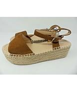 boohoo Faith Flatform Espadrille [Women's Sandals Sz UK 4/ EUR 37/ US 6]... - $45.13