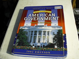 american goverment magruders  2002 - $9.99