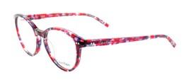 Calvin Klein CK5991 606 Women's Eyeglasses Frames Spotted Wine 52-18-140... - $62.32