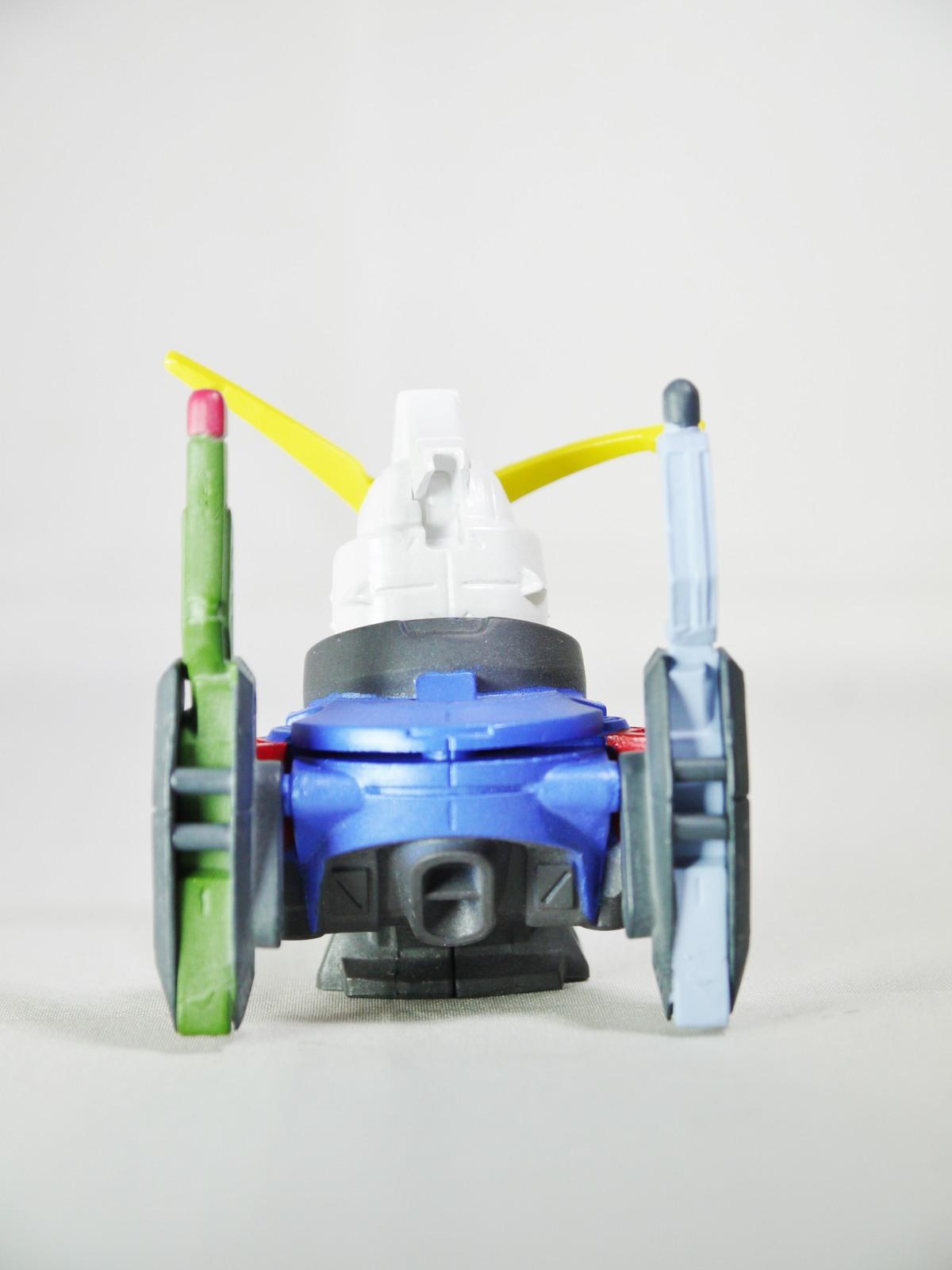 Bandai Gundam Seed Destiny Destiny Gundam Pearl Head Figure GUNDAMHEAD Series