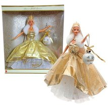 BARBIE HOLIDAY CELEBRATION IN THE ORIGINAL BOX , REDUCED SHIPPING - $24.99