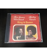 """King & Queen"" (Gospel) By James Cleveland & Shirley Caesar CD 1992 Hob ... - $14.03"