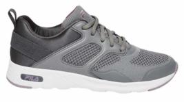 Fila Women's Black or Gray Frame V6 Memory Foam Gym Athletic Running Shoes