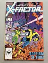 X-Factor (1986 1st Series) #1 1 NM Near Mint - $19.80