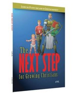 THE NEXT STEP FOR CHRISTIAN GROWTH   JACK T. CHICK   CHICK PUBLICATIONS,... - $5.53