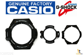 CASIO GA-1000-1A Original G-Shock Black BEZEL Case Shell (Top & Bottom Bezel) - $38.65
