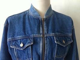 Calvin Klein Unisex Denim Jacket Waist Length. Size M. - $49.49