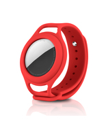 AirTag wristband for Kids (Red) - $20.00