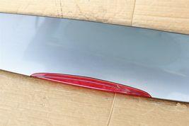 08-13 Acura MDX Rear Hatch Lip Spoiler Wing Garnish w/ Brake Light image 3