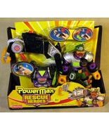 2002 FISHER PRICE POWER MAX RESCUE HEROES ROCKEY CANYON - $23.75