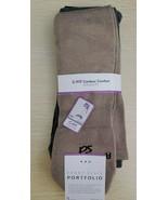 Grey Blue Tan 3Pairs Designer Mens Perry Ellis Portfolio Macy's Dress So... - $19.64