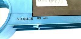 LOT OF 2 ALLEN BRADLEY 634184-15 BLANK SLOT FILLER ARMS 63418415 image 2