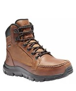 TIMBERLAND A1X51 GARRISON FIELD MEN'S BROWN WATERPROOF lightweight BOOTS  - £68.69 GBP