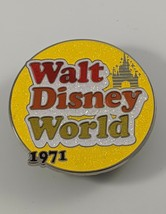 Disney Pin Trading Walt Disney World 1971 Pin - $7.91