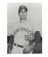 JOHNNY BENCH 8X10 PHOTO CINCINNATI REDS BASEBALL PICTURE MLB WIDE BORDER - $3.95