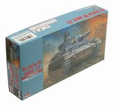 Hasegawa 1/72 Germany Army Germany Panzer Iv F 1 Type Plastic Model MT 41 - $15.00