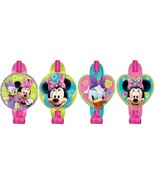 Minnie Mouse Blowers blowouts party favors Pack Of 16 One Size - $8.90