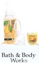 Bath and Body Works Sunshine & Lemons Hand Soap, PocketBac, Hologram Holder - $21.29
