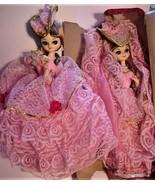 ?2 NOS Artmark Bradley dolls Original Big Eye Stockinette Dolls 1960's - $150.00