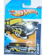 """Hot Wheels 2012 HW Performance """"8 Crate"""" #148/247 Mint On Sealed Card - £2.86 GBP"""