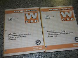 2005 Buick CENTURY Service Shop Repair Workshop Manual SET OEM FACTORY GM - $89.08